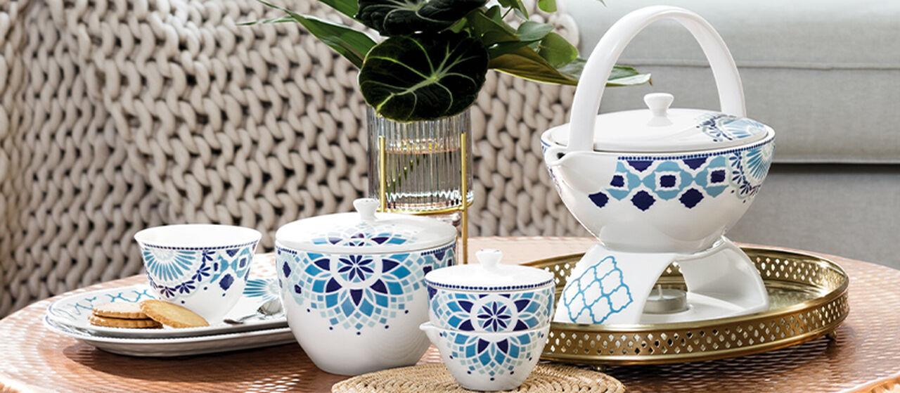 Shown here: tea passion medina