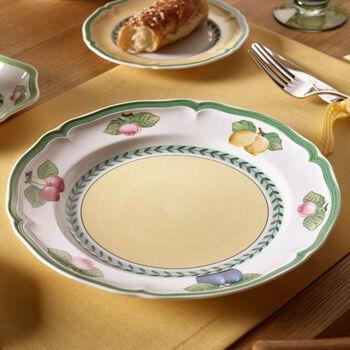 Set dinner French Garden
