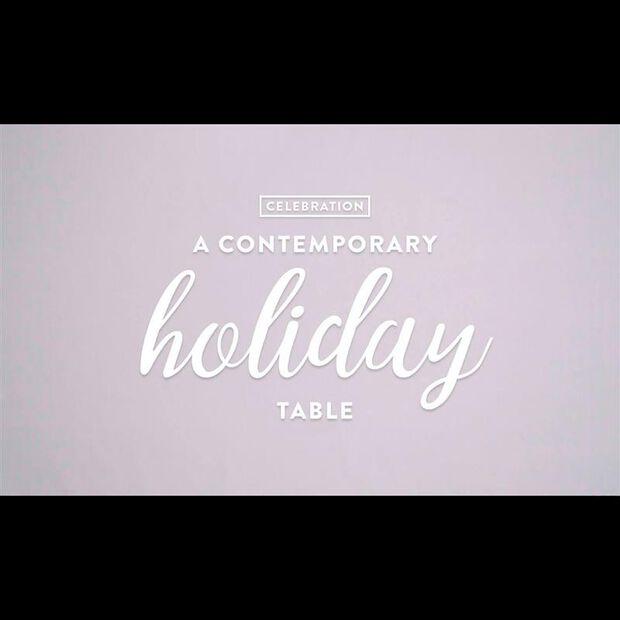 Modernità sulla vostra tavola