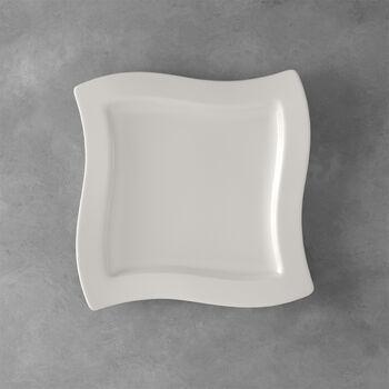 NewWave piatto da portata quadrato 34 x 34 cm