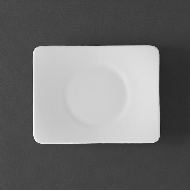 Modern Grace piattino per tazza da tè 17x14 cm, , large