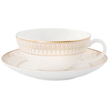 Samarkand Tazza tè con piattino 2pz.