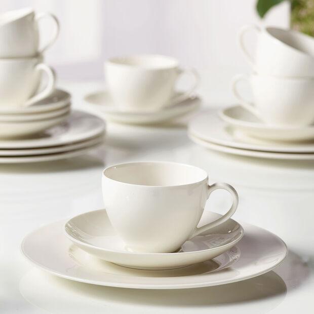 vivo | Villeroy & Boch Group Basic White Juego de Café 18piezas, , large