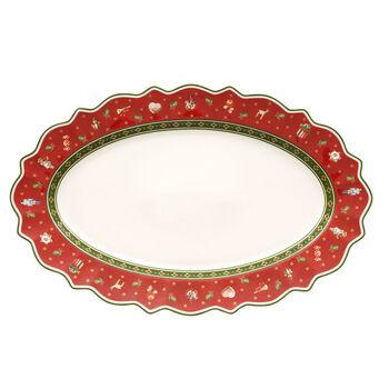 Toy's Delight piatto ovale