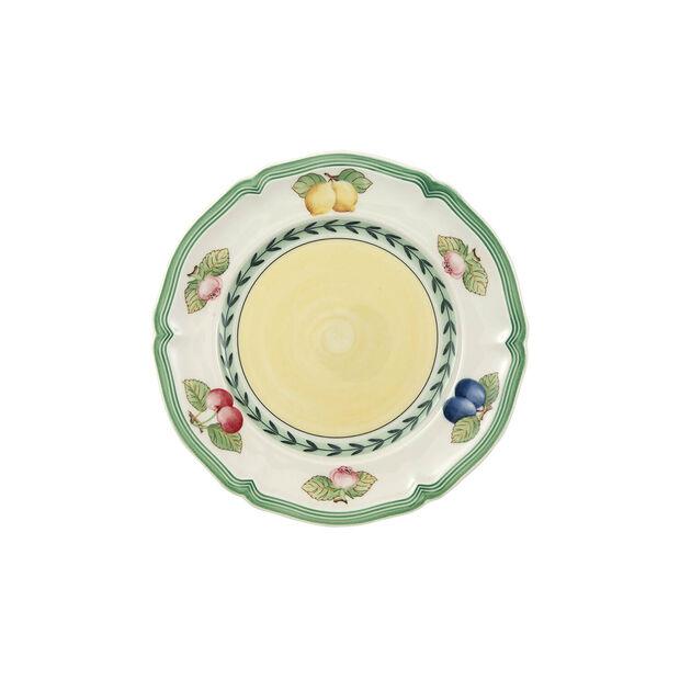 French Garden Fleurence plato fruta/queso/pan, , large