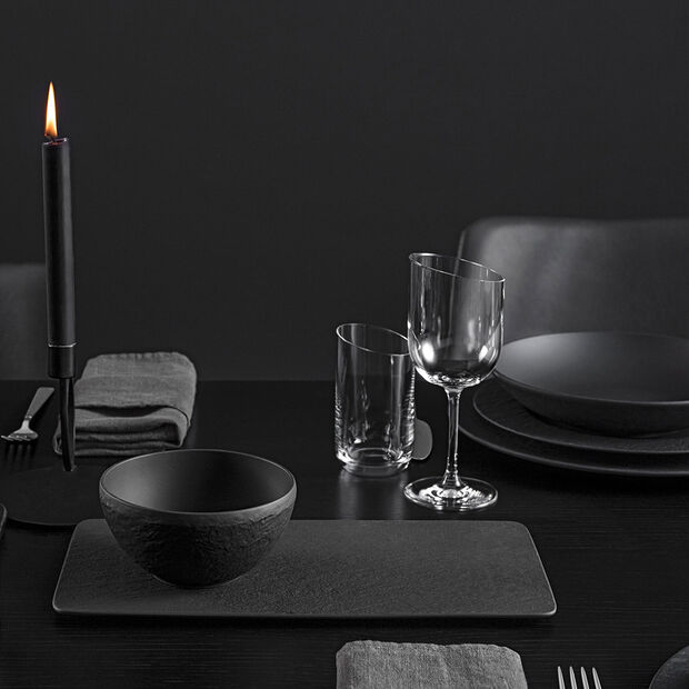 Manufacture Rock coppetta per salse, nero/grigio, 8 x 8 x 4 cm, , large