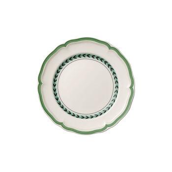 French Garden Green Line piatto da colazione