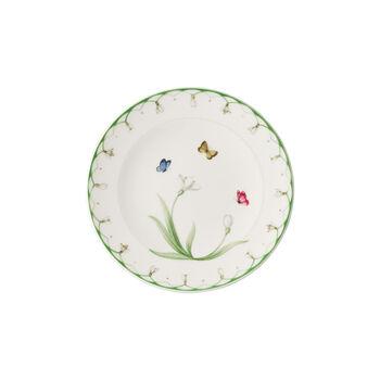Colourful Spring piatto da pane, bianco/verde