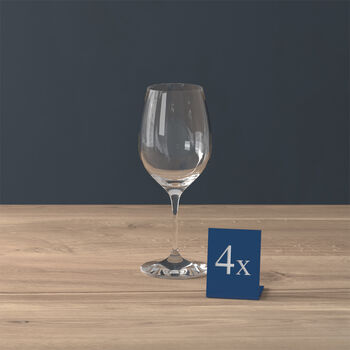 Entrée bicchiere da vino bianco, 4 pezzi