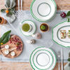 French Garden Green Line piattino per tazza da tè, , large