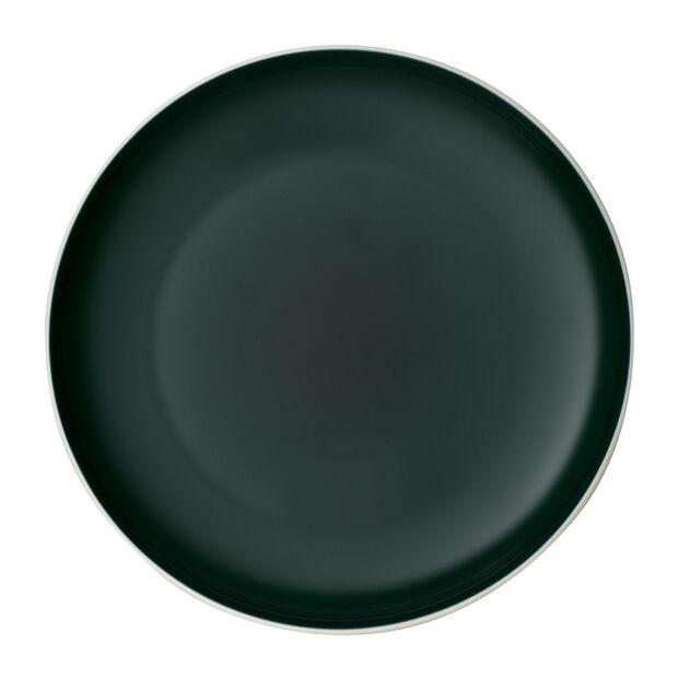 it's my match piatto, 27 cm, verde scuro, , large