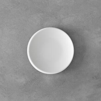 NewMoon plato para pan, 16 cm, blanco