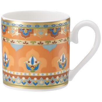 Samarkand Mandarin tazza espresso senza piattino