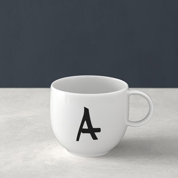 Jarra Letters A 13x10x8cm, , large