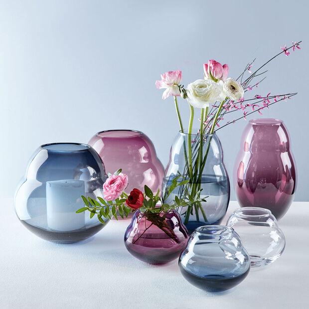 Jolie Bleue vaso/lanterna, , large