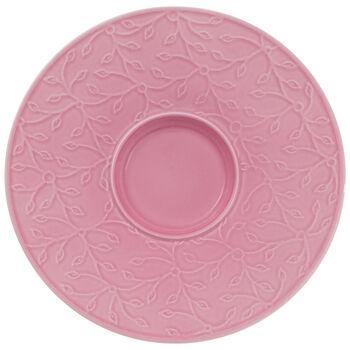 Caffè Club Floral Touch of Rose Piat.taz. caffè latte/piccolo piatto