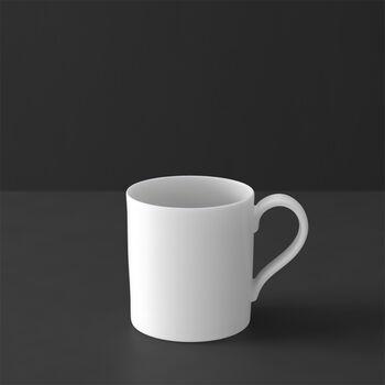 MetroChic blanc tazza da caffè , 210 ml, bianco