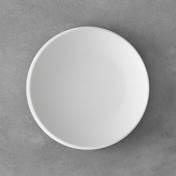 NewMoon piatto da colazione, 24 cm, bianco