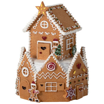 Winter Bakery 2019 Casa di panpepato 16cm