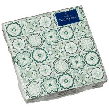 Tovaglioli di carta Jade Caro 25x25cm, 20 pezzi