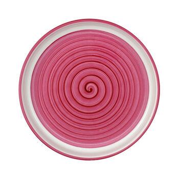 Clever Cooking Pink Piatto di portata / Coperchio tondo
