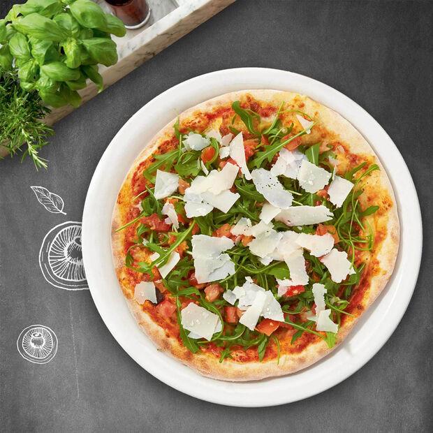 Vapiano piatto da pizza set da 2, , large