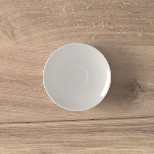 Twist White piattino per tazza da moka/espresso, , large