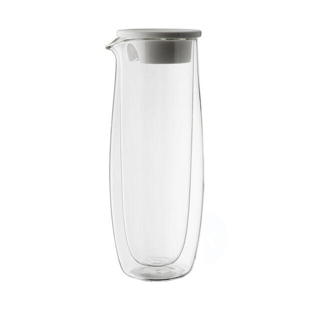 Artesano Hot&Cold Beverages Caraffa vetro con coperchio, , large