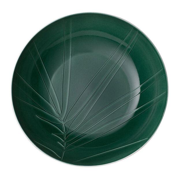 it's my match Green ciotola per pasta Leaf, , large