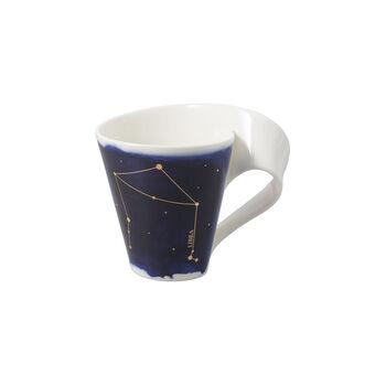 NewWave Stars tazza Bilancia, 300 ml, blu/bianco
