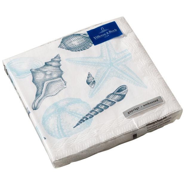 Tovaglioli di carta Montauk Beachside 33x33cm, 20 pezzi, , large