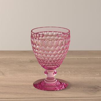 Boston Coloured Bicchiere da vino bianco Rose