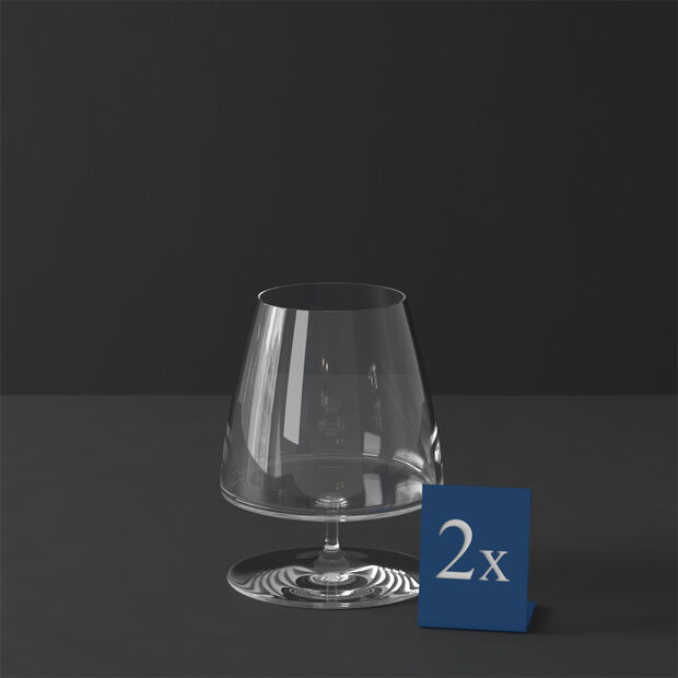 MetroChic coppa da brandy, 2 pezzi, 620 ml, , large
