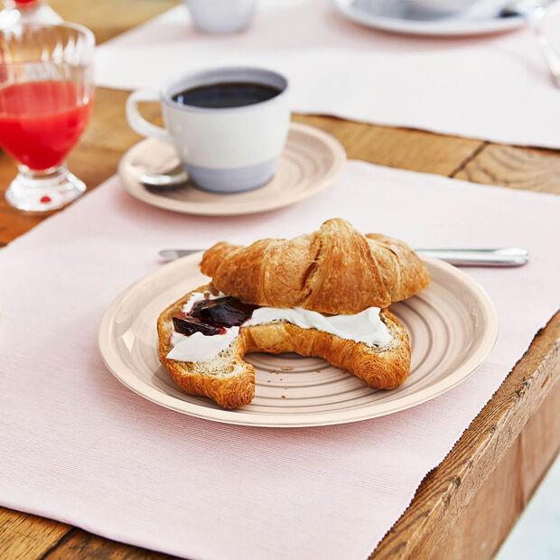 Artesano Nature Beige piatto da colazione, , large