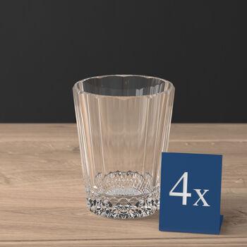 Opéra set di 4 bicchieri da acqua