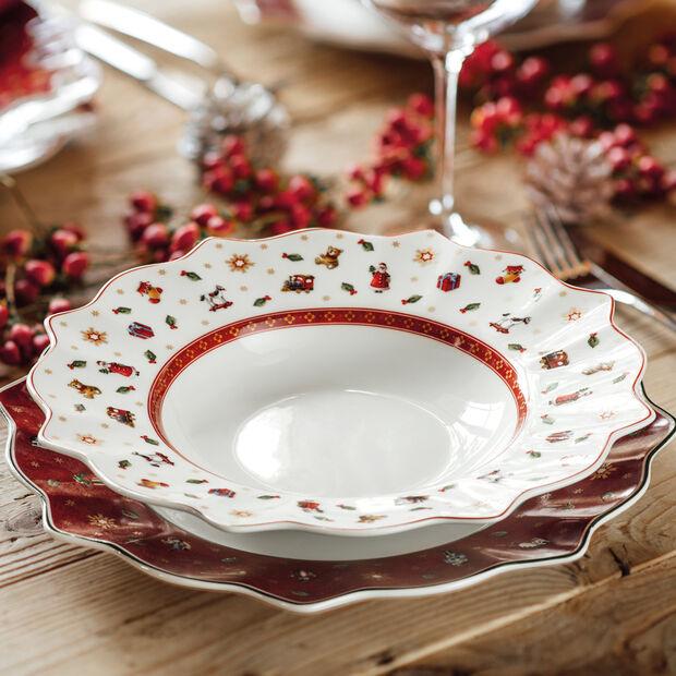Toy's Delight piatto fondo bianco, , large