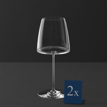 MetroChic bicchiere da vino bianco, 2 pezzi, 590 ml