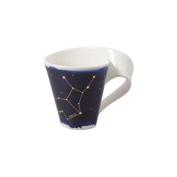NewWave Stelle tazza Vergine, 300 ml, blu/bianco