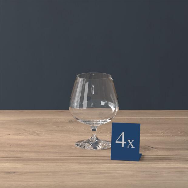 Entrée Coppa Cognac Set 4 pz 132mm, , large