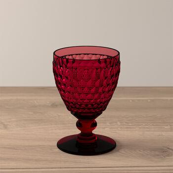 Boston Coloured Bicchiere da vino bianco Red