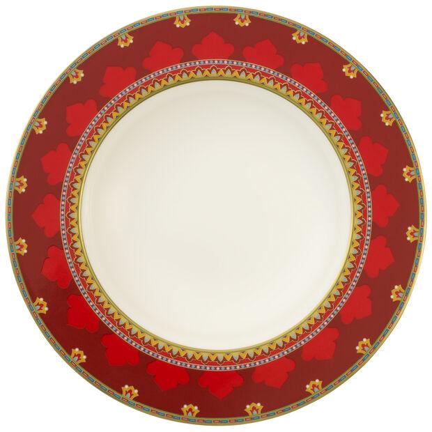 Samarkand Rubin Piatto fondo, , large