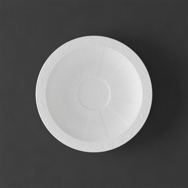 White Pearl piattino per tazza da caffè/tè, , large