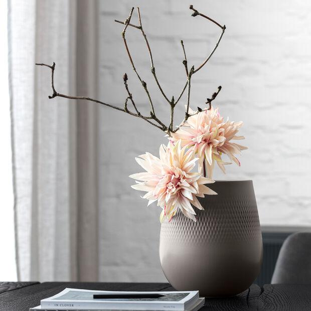 Manufacture Collier vaso, 21x23cm, carré, talpa, , large