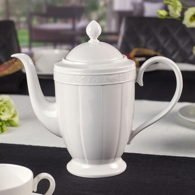 White Pearl bricco da caffè 6 pers., , large