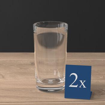 Purismo Bar Bicchiere tumbler alto Set 2pz 125mm
