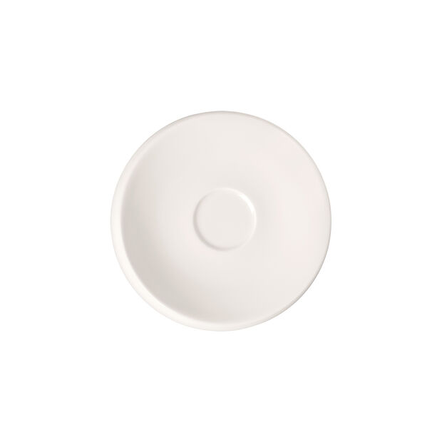 NewMoon piattino per tazzina da caffè, bianco, , large
