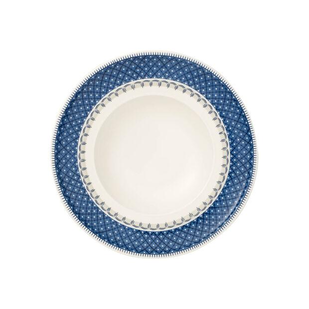 Casale Blu piatto fondo, , large