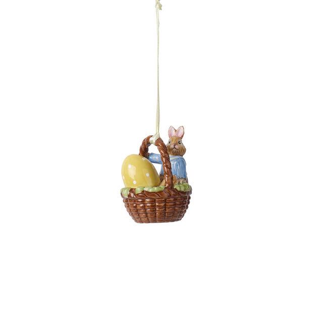 Bunny Tales ornamento cestino Max, , large