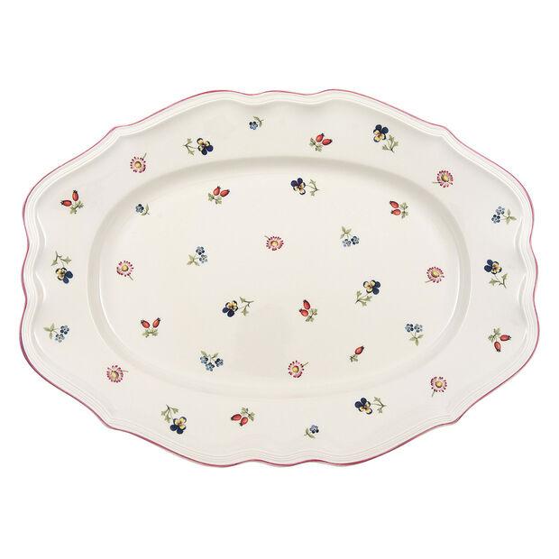 Petite Fleur piatto ovale 44 cm, , large