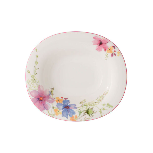 Mariefleur Basic piatto fondo ovale, , large